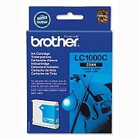 Brother LC-1000C Cyan Ink Cartridge LC1000C