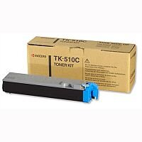 Original Kyocera TK-510C Cyan Laser Toner Cartridge