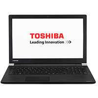 "Toshiba Satellite Pro A50-C-131  Laptop - Core i5 5200U / 2.2 GHz - Win 8.1 64-bit - 8 GB RAM - 500 GB HDD - DVD SuperMulti - 15.6"" 1366 x 768 (HD) - HD Graphics 5500 - Wi-Fi - graphite black, black (keyboard) - Up to 8 Hours Battery Life"