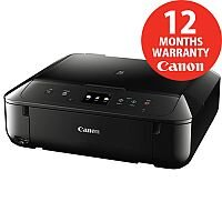 Canon PIXMA MG6850 Colour Inkjet Multifunction All In One Printer Duplex WiFi