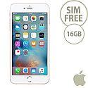 Apple iPhone 6s 16GB Rose Gold SIM FREE