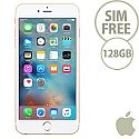 Apple iPhone 6s Smartphone 128GB Gold SIM FREE