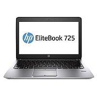 """HP EliteBook 725 G2 AMD A series A8 PRO-7150B 4 GB DDR3L RAM 128 GB SSD 12.5"""" LED Screen Win 8.1 Pro/Win 7 Pro 64-bit"""