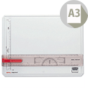 Rotring College A3 Drawing Board Non-slip Feet S0314150