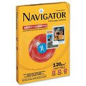 Navigator A4 120gsm Silky White Printer Paper Ream of 250 Sheets