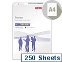 Xerox A4 Premier 160gsm White Copier Paper 250 Sheets 003R93009