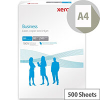 Xerox Business A4 80gsm White Multifunctional Printer Paper Ream of 500 Sheets 003R91820