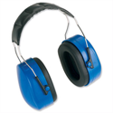 JSP Classic Extreme Ear Muff Defenders ABS Cups Foam-cushioned 30dB SNR