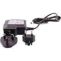 D-Link - Power adapter - 15 Watt - United Kingdom, Europe - black