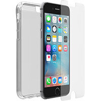 OtterBox Clearly Protected Clean - Screen protector kit - for Apple iPhone 6s