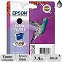 Epson T0801 Black Ink Photo Cartridge