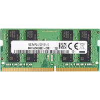 HP - DDR4 - 16 GB - DIMM 288-pin - 2400 MHz / PC4-19200 - CL17 - 1.2 V - registered - ECC - for Workstation Z440, Z640, Z840