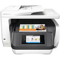 HP Officejet Pro 8730 All-in-One Inkjet Multifunction Printer