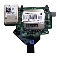 Dell iDRAC Port Card - Kit - Remote management adapter - for PowerEdge T130, T330