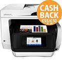 HP OfficeJet Pro 8725Business All in One Inkjet Printer WiFi NFC Fax Duplex K7S34A