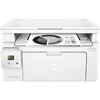HP LaserJet Pro MFP M130a - Multifunction printer - B/W - laser - 215.9 x 297 mm (original) - A4/Legal (media) - up to 22 ppm (copying) - up to 22 ppm (printing) - 150 sheets - USB 2.0