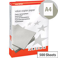5 Star Multifunctional Printer Paper A4 80gsm White 500 Sheets - HuntOffice