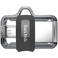 SanDisk Ultra Dual - USB flash drive - 32 GB