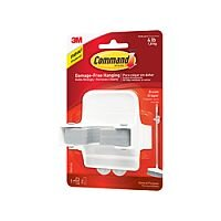 3M Command Adhesive Broom Gripper White 17007-ES