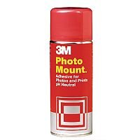 3M Photo Mount Adhesive Spray 200ml HPMOUNT