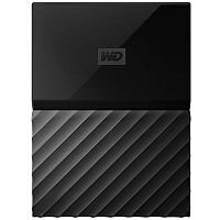 WD My Passport 1TB USB 3.0 External Hard Drive Black