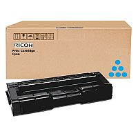 Ricoh High Capacity Cyan 407637 / 406480 Toner Cartridge