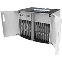 Compulocks Solo Tablet Locking Charging Cabinet 16 Units Cabinet Unit DUO-EU