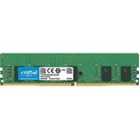 Crucial - DDR4 - 8 GB - DIMM 288-pin - 2666 MHz / PC4-21300 - CL19 - 1.2 V - registered - ECC