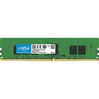 Crucial - DDR4 - 4 GB - DIMM 288-pin - 2666 MHz / PC4-21300 - CL19 - 1.2 V - registered - ECC