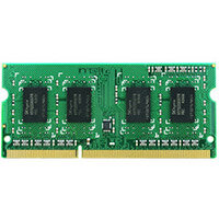 Synology - DDR3L - 8 GB: 2 x 4 GB - 1600 MHz / PC3L-12800 - 1.35 V - for Disk Station DS1517+, DS1817+