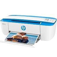 HP Deskjet 3720 All-in-One Ink-Jet Printer 4800 x 1200dpi Print/Copy/Scan USB 2.0, Wi-Fi