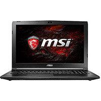MSI GL62M 7REX 1293UK Laptop 15.6in Core i7 7700HQ 8 GB RAM 256 GB SSD Plus 1 TB HDD