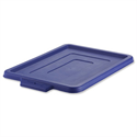 Plastic Lid for Strata Storemaster Maxi Blue