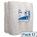 Wypall L10 Centrefeed Cleaning Roll Wiper 7122 250 Sheets 205 x 380mm Pack 12