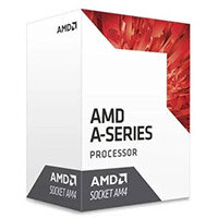 AMD A10 9700E - 3 GHz - 4 cores - 2 MB cache - Socket AM4 - Box