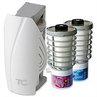 Tcell Starter Kit Pure Fragrance and Odour Neutraliser for 60 Days plus 2 Refills Ref 402557E 465989