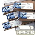 HP Special Inkjet Plotter Paper 90gsm 610mmx45m