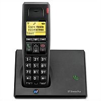 BT Diverse 7110 Plus DECT Telephone Cordless GAP SMS 100-Entry Directory 10 Redials