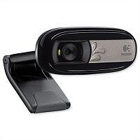 Logitech C170 Webcam Fluid Crystal with Universal Clip USB