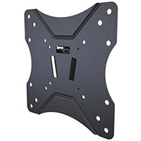 Vision VFM-W2X2T - steel black display wall mount