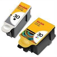 Kodak Inkjet Cartridge Combo Pack 1 x 30 Black + 1 x 30CL Colour 30BCL