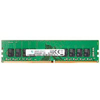 HP - DDR4 - 8 GB RAM memory - DIMM 288-pin - unbuffered for HP 28X G3, 290 G2; Desktop Pro A G2; EliteDesk 705 G4, 800 G4; ProDesk 400 G5, 600 G4