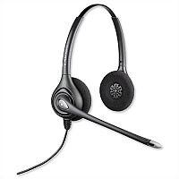 Plantronics HW261/A SupraPlus Telephone Headset Wired Binaural