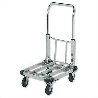 Platform Truck Lightweight Aluminium Adjustable Capacity 100kg RelX