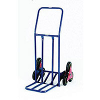 Stair Climbing Sack Truck RelX With Rubber Cushioned Wheels Capacity 75kg HT1312A