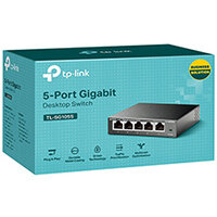 TP-Link TL-SG105S - switch - 5 ports