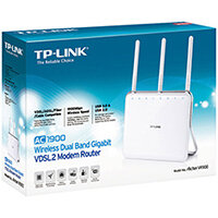 TP-Link Archer VR900 - v3 - Wireless Router - DSL Modem - 802.11a/b/g/n/ac - Desktop