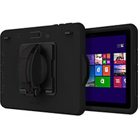 Incipio CAPTURE - Black back cover for tablet