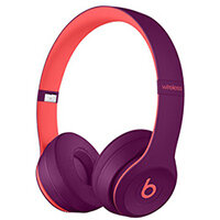 Beats Solo3 Wireless - Beats Pop Collection Magenta - headphones with mic