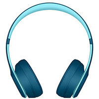 Beats Solo3 Wireless - Beats Pop Collection Blue - headphones with mic